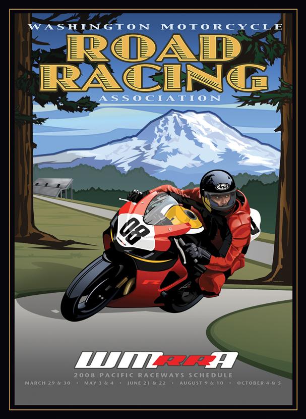 2008 WMRRA poster